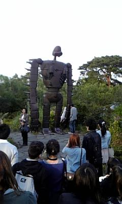 ☆ジブリ美術館☆