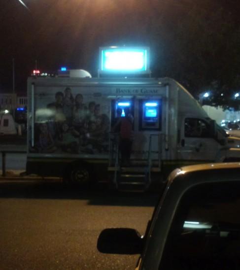 移動式ATM