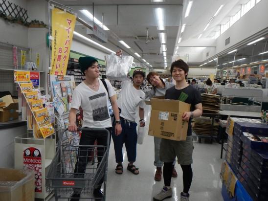 食材¥10000オーバー!