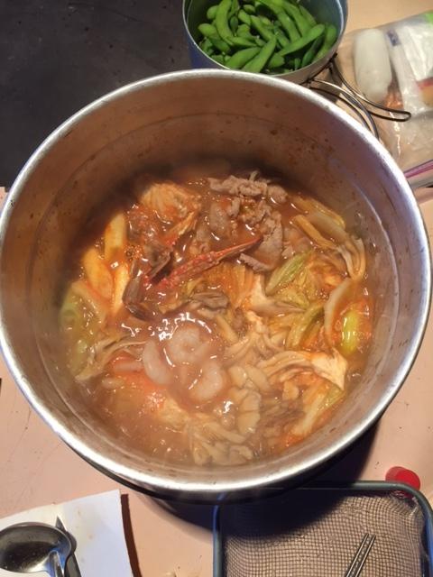 出来合いのスープをアレンジして!